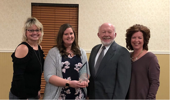 United Way Outstanding Organization Award