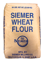 All Natural Heat Treated Flour Siemer Milling Company