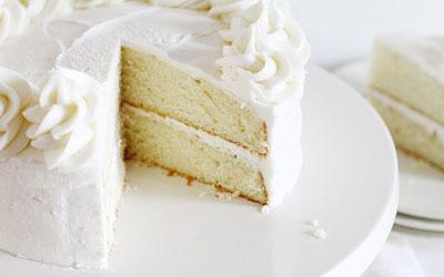 Heat Treated Cake