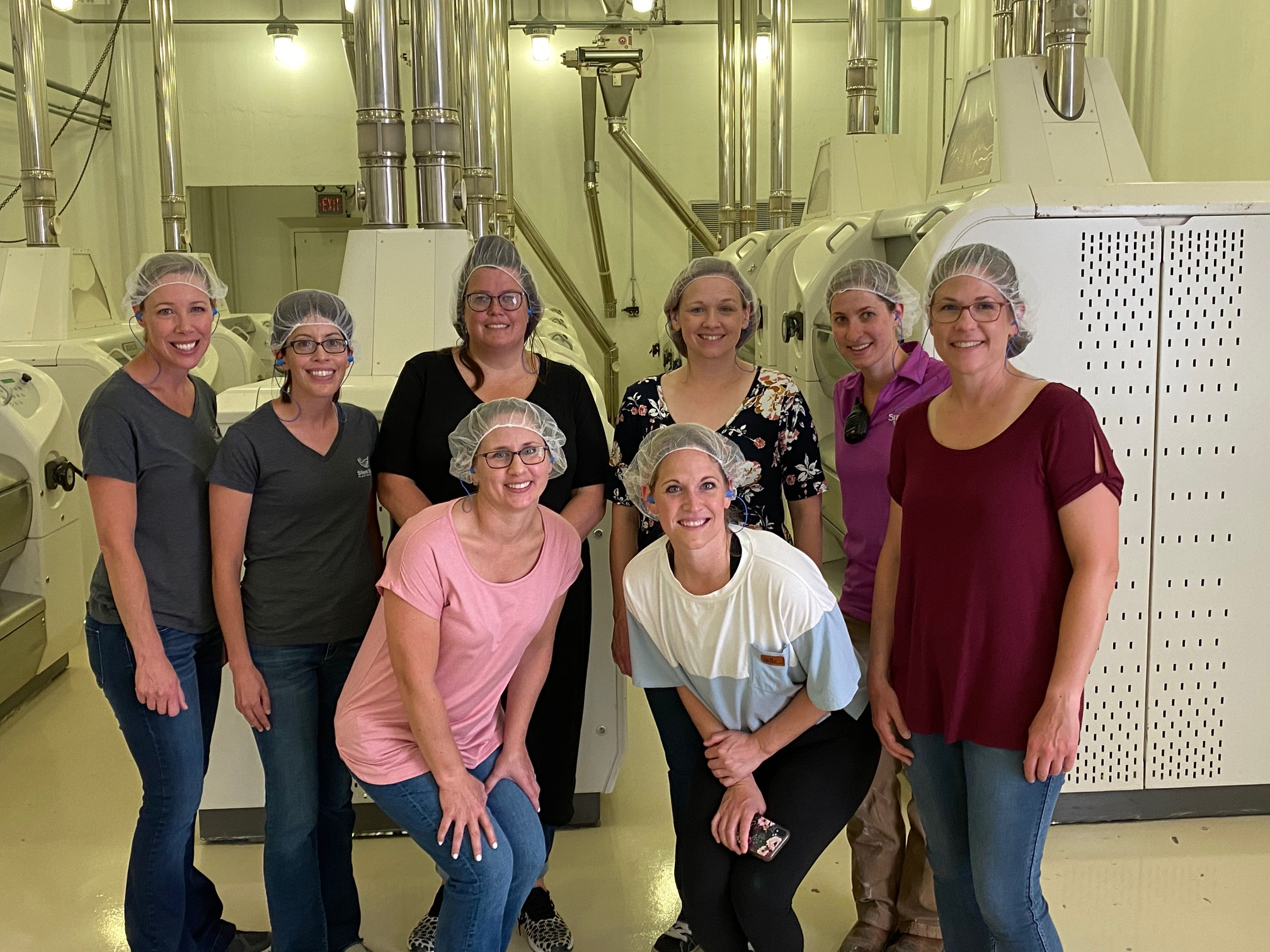 Ladies Agriculture Peer Group Visits SMC Hopkinsville