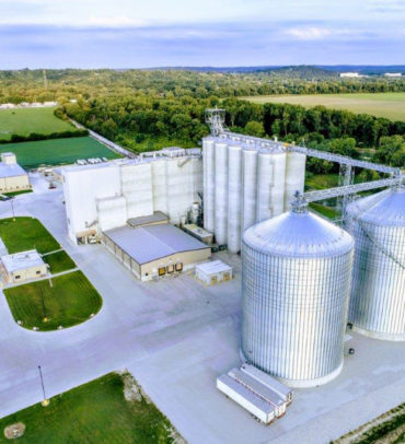 Siemer Milling Company Increases Wheat Storage Capacity at West Harrison, Indiana Mill