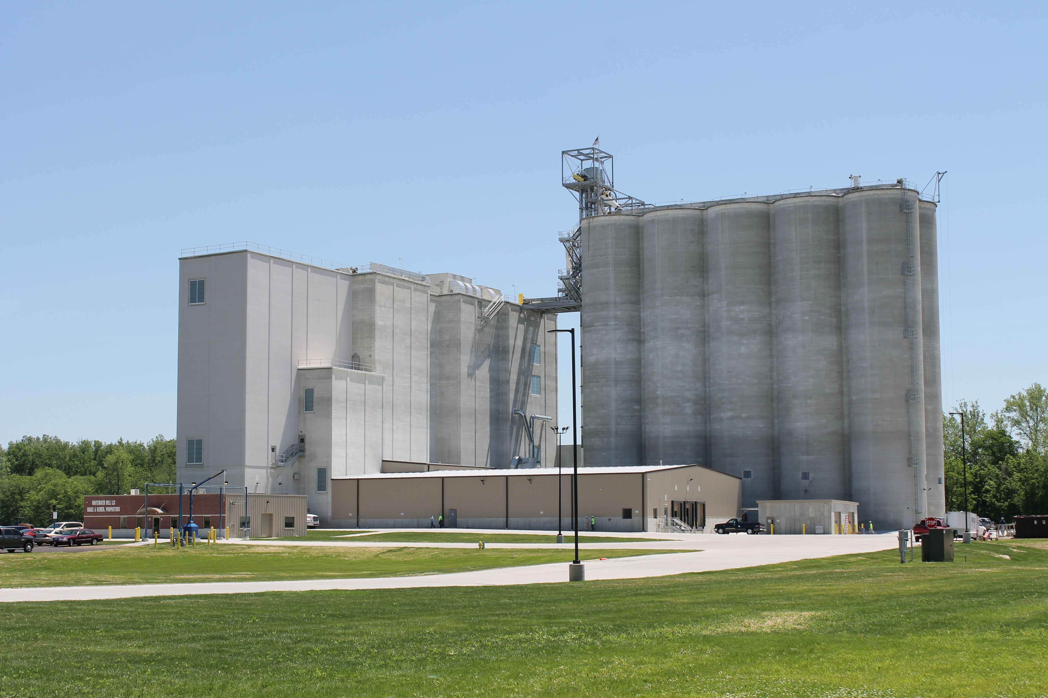 A third mill facility was opened in West Harrison, IN