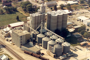 High demand justified the opening of a much larger new mill in Teutopolis, IL.