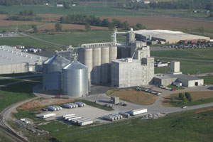 A second mill facility was built in Hopkinsville, KY.